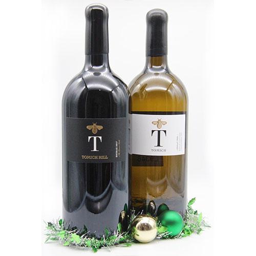 3 Litre Chardonnay & Shiraz Twin Pack