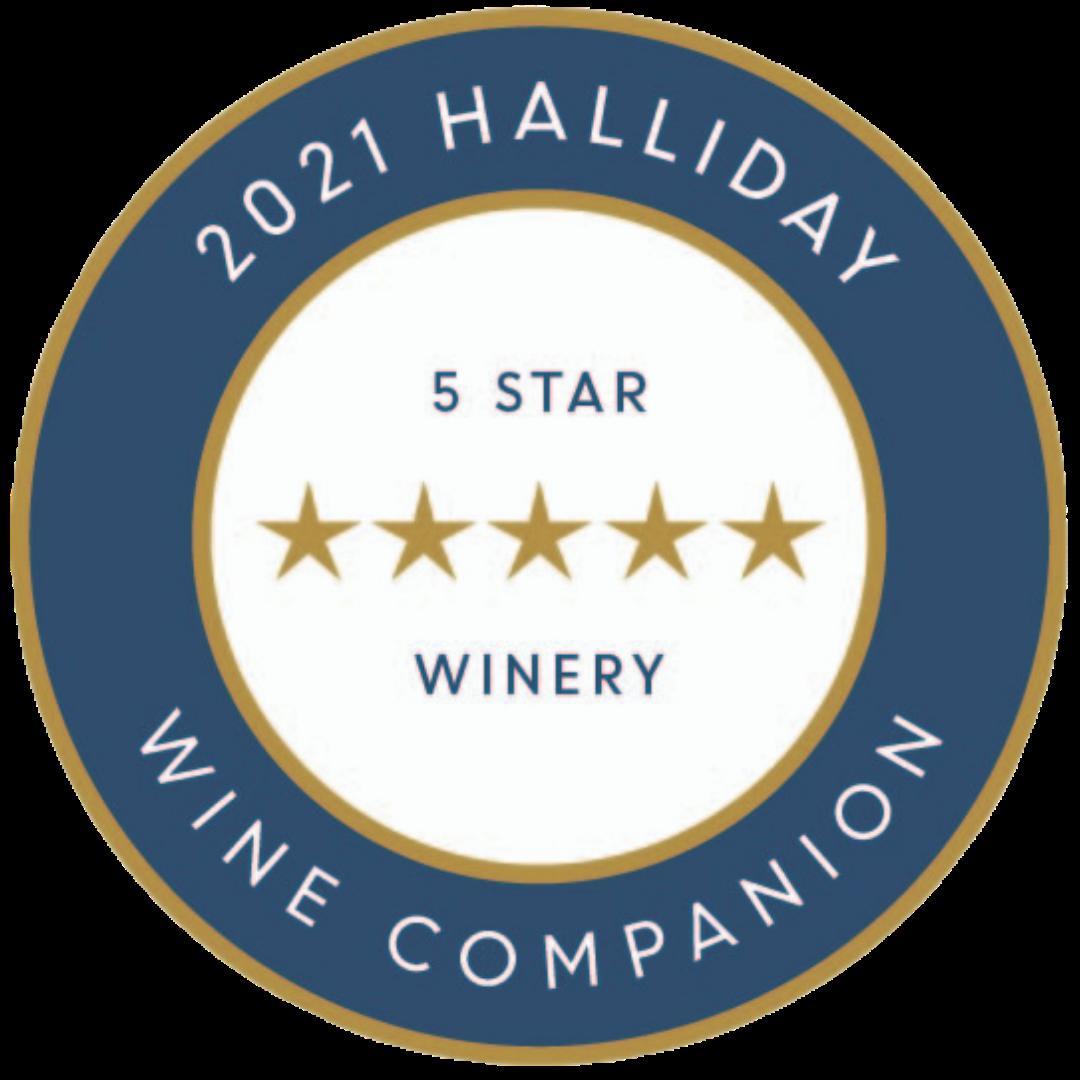 5 star winery award